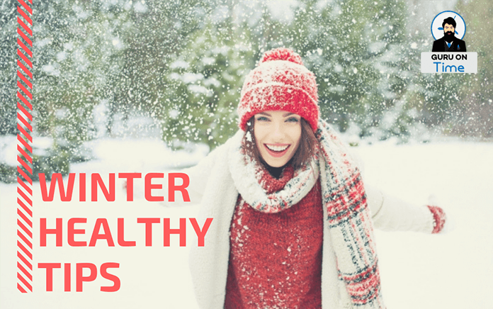 5 quick health tips for winters