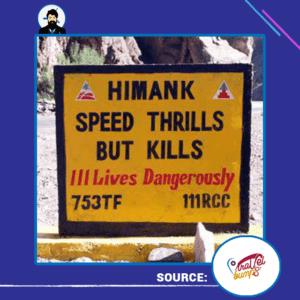 Himank-Speed-thrills-but-kills