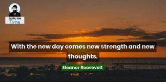 Monday Motivation Eleanor Roosevelt Quotes