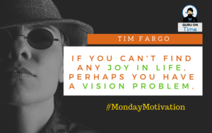 Monday Motivation Tim Fargo Quotes
