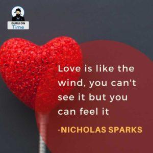Love Quote Nicholas-Sparks-quote