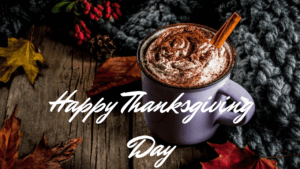 Happy Thanksgiving Blessings