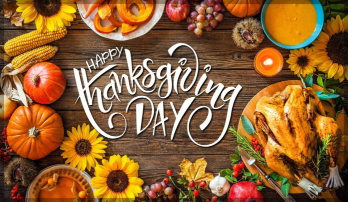 Thanksgiving 2018 Images