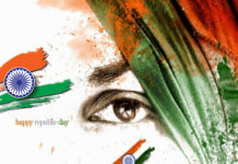 Happy Republic Day wish family