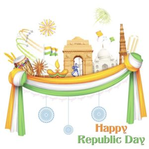 Happy Republic Day of India