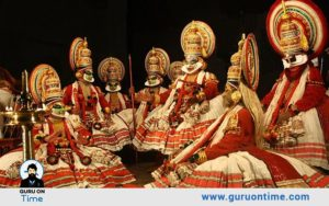 Kathakali - the classical dance drama