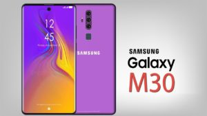 Samsung Galaxy M30 M-series