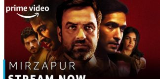 amazon prime original Mirzapur season 2