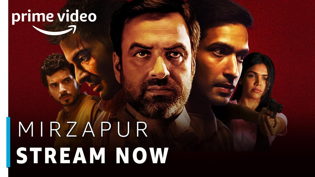 Mirzapur Season 2 Amazon Prime Original Series Confirmed - Trailer