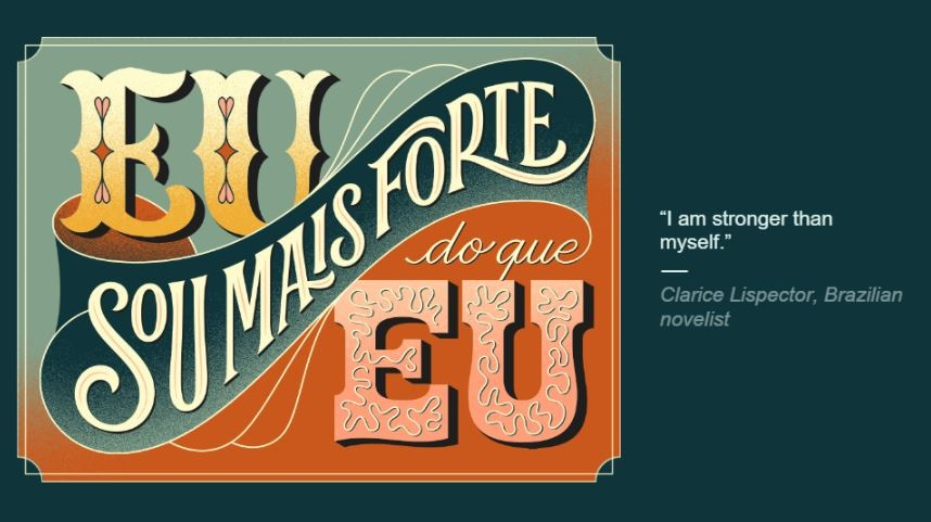 Clarice Lispector, Brazilian novelist