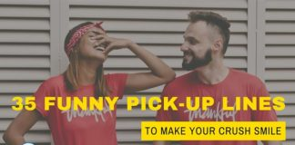 Hilarious funny Pick-Up Lines to Make Your Crush Smile