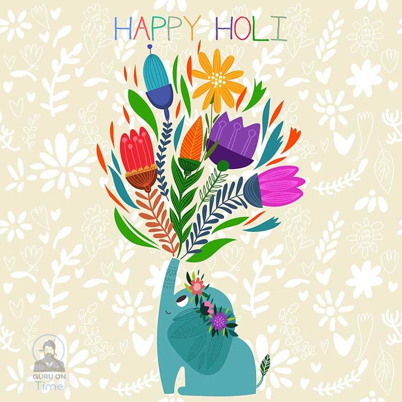 Happy Holi Wishes funny