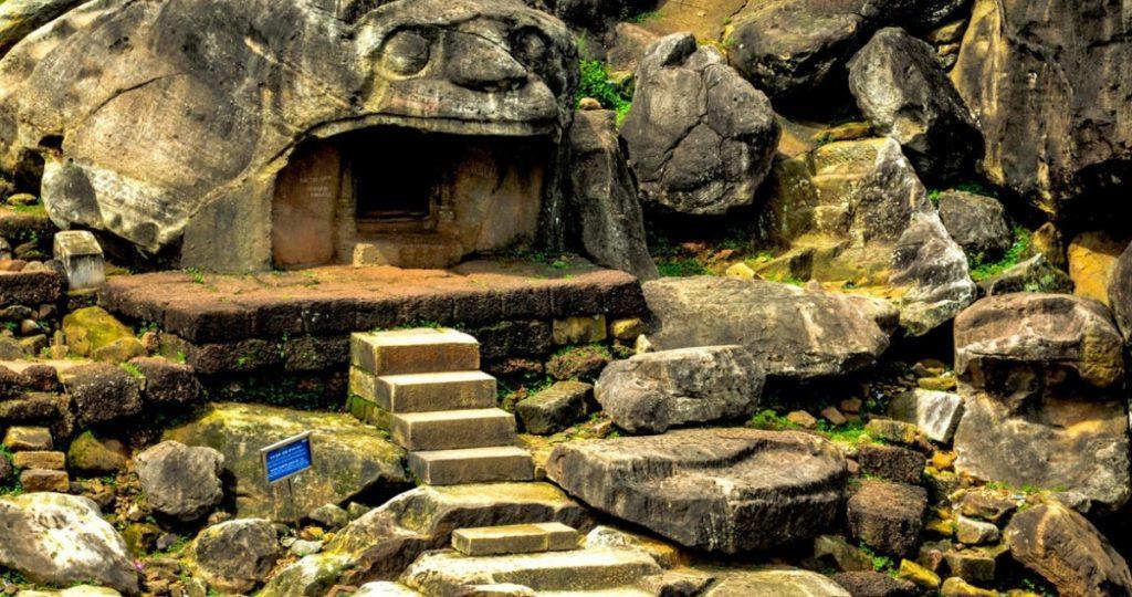 Khandagiri Caves Bhubaneswar