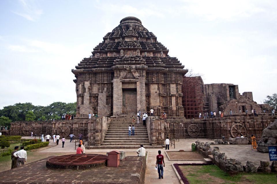 Konark Temple Bhubaneswar