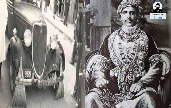 Incredible Indian Story 1: Maharaja Jai Singh King of Alwar