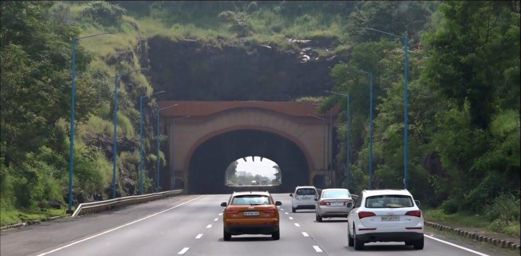 Mumbai to Pune Express Highway