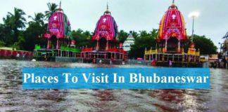 places to visit around bhubaneswar