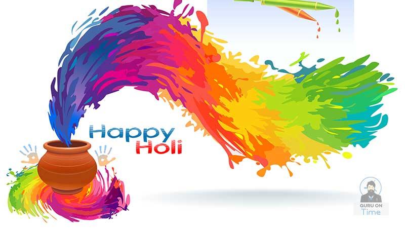 Happy Holi 2020 Wishes Pics