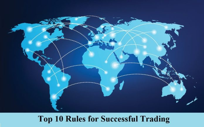 rules for successful trading