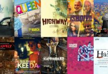 top 10 Bollywood movies in IMDB Rating