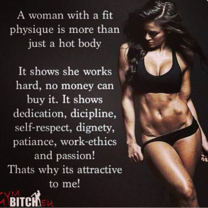 Female Fitness Motivation Quote 10