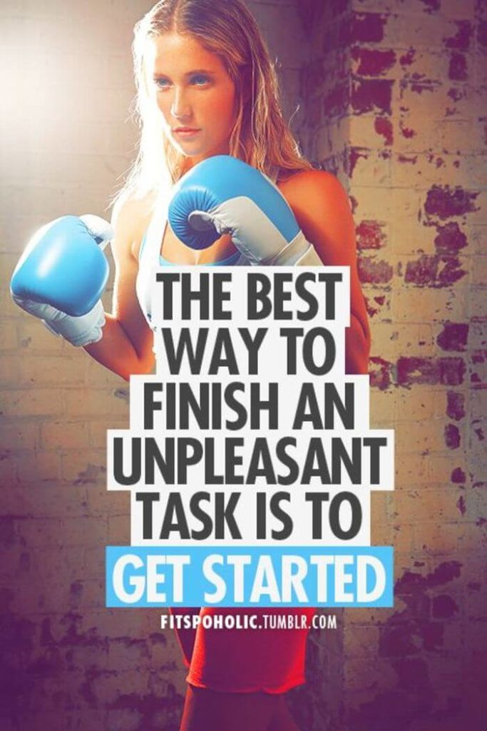 Female Fitness Motivation Quote 12