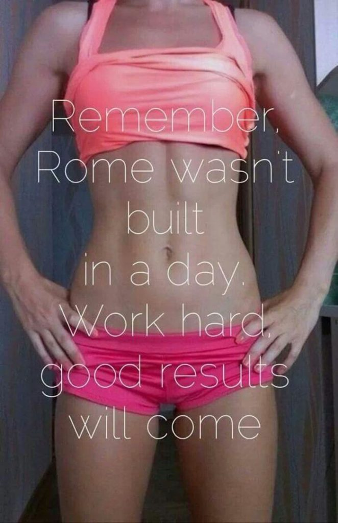 Female Fitness Motivation Quote 14
