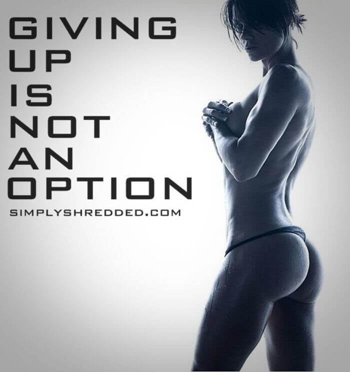 Female Fitness Motivation Quote 5
