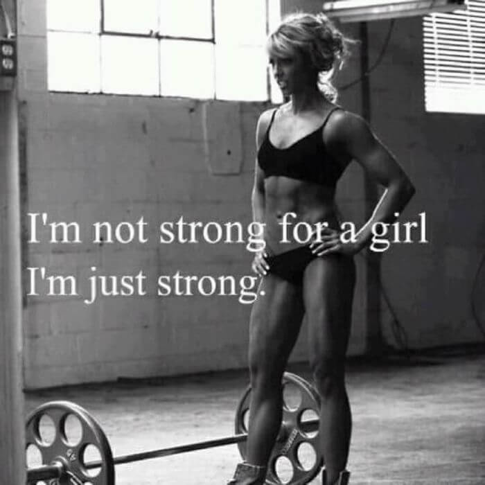Female Fitness Motivation Quote 9