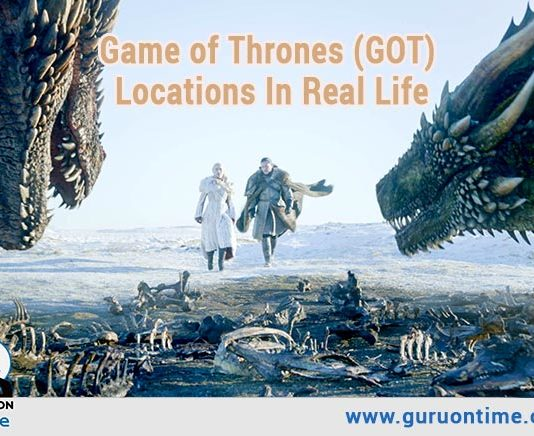 Game of Thrones (GOT) Series Locations