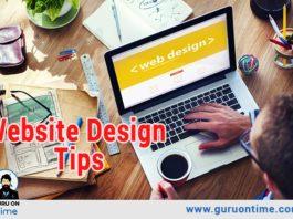 Website Designing Tips