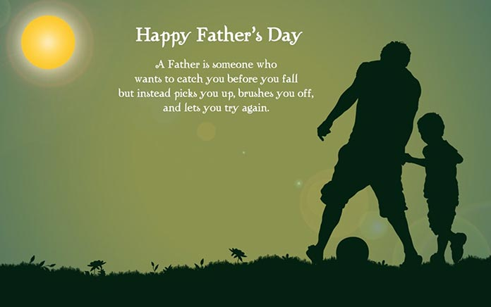 Twitter Post For Fathers Day