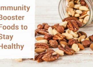 8 Immunity Booster Foods to Stay Healthy