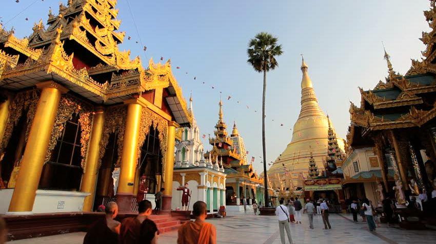 Yangon (Rangoon), Burma