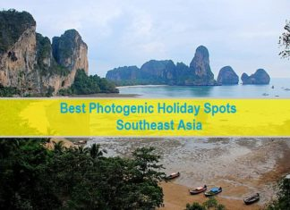 Photogenic Holiday Spots in Southeast Asia