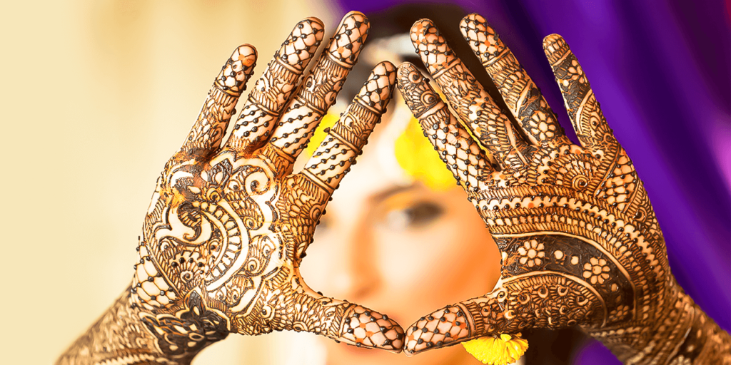 henna Mehndi designs for hand