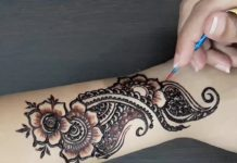 Simple, Beautiful Mehndi Designs for Festive Season 2019
