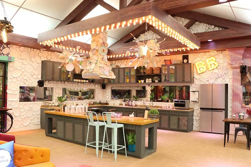 Kitchen Bigg Boss House