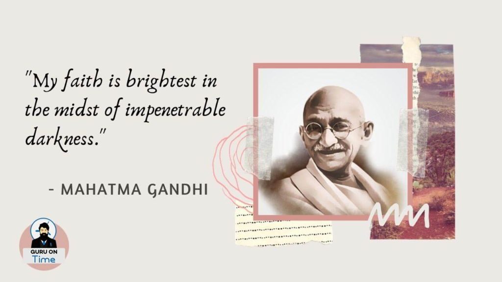 Mahatma Gandhi Great Quotes