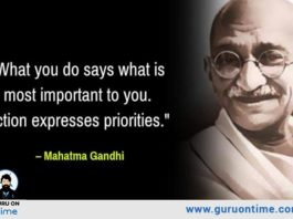 Mahatma Gandhi Quotes on Gandhi Jayanti
