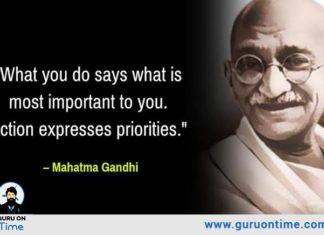 Mahatma Gandhi Quotes on Gandhi Jayanti