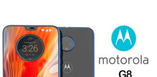 Moto G8 Specification price