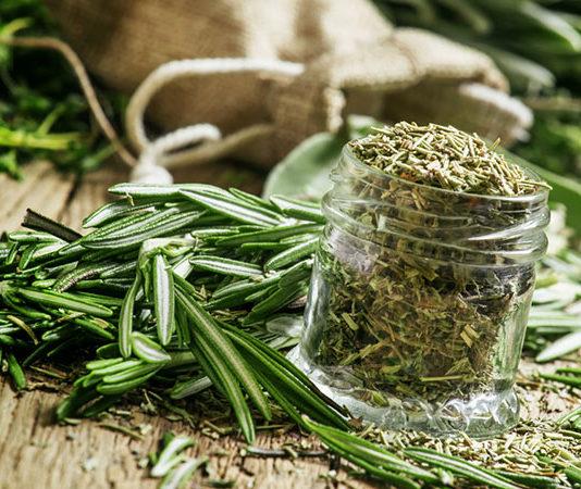 Organic Herbs help in Reducing Weight
