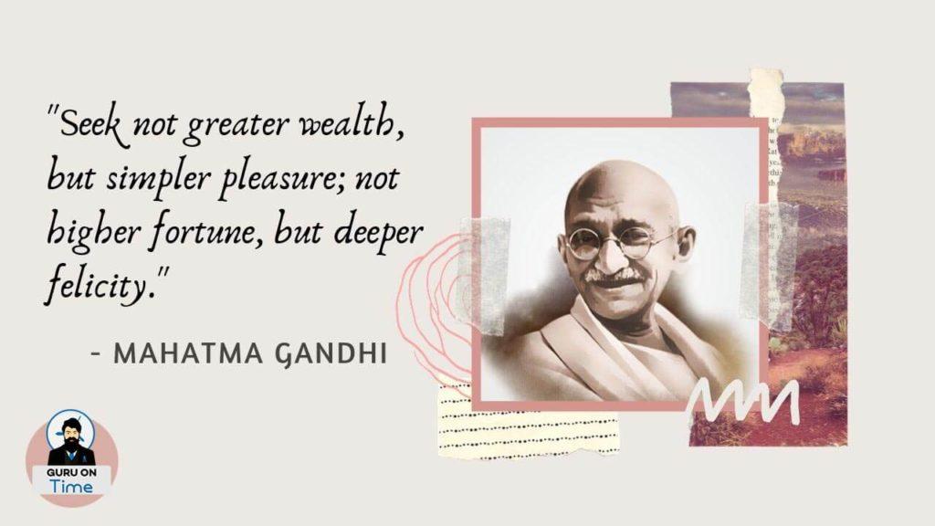 Quotations By Mahatma Gandhi
