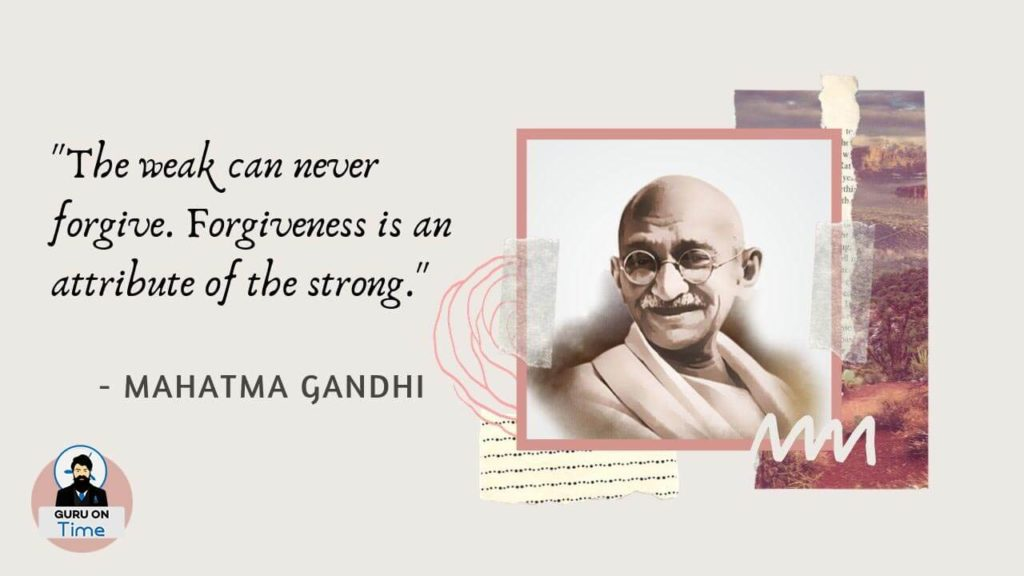 Gandhi Quotes On Peace