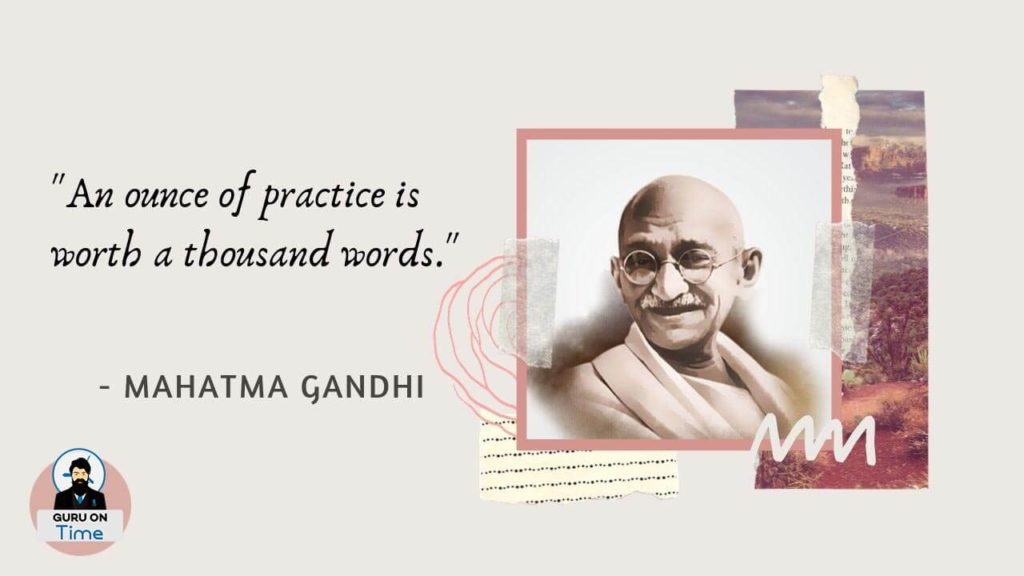 Quotes Of Mahatma Gandhi