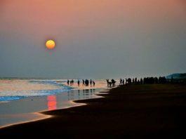 Beautiful Eastern Beaches of India