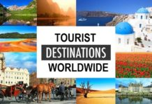Emerging Tourist Destinations of the World