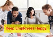 Make Employee Happy
