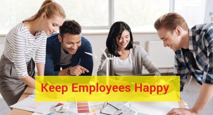 Make Employee Happy